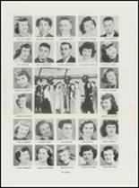 1951 North High School Yearbook Page 46 & 47