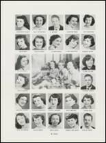 1951 North High School Yearbook Page 50 & 51