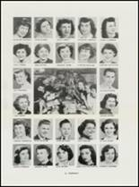 1951 North High School Yearbook Page 54 & 55