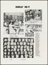 1951 North High School Yearbook Page 74 & 75