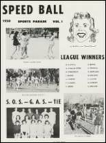 1951 North High School Yearbook Page 122 & 123