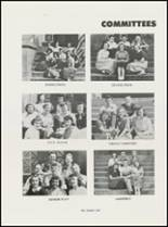 1951 North High School Yearbook Page 154 & 155