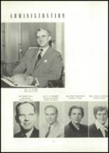 1954 East High School Yearbook Page 10 & 11