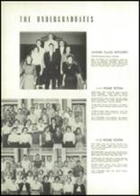 1954 East High School Yearbook Page 30 & 31