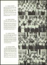 1954 East High School Yearbook Page 32 & 33