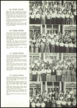 1954 East High School Yearbook Page 34 & 35