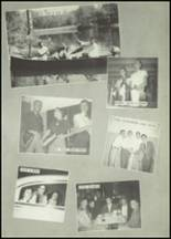 1954 East High School Yearbook Page 36 & 37