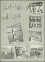 1954 East High School Yearbook Page 42 & 43