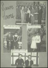 1954 East High School Yearbook Page 44 & 45