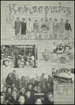 1954 East High School Yearbook Page 46 & 47