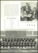 1954 East High School Yearbook Page 50 & 51