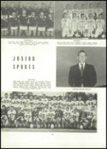 1954 East High School Yearbook Page 60 & 61