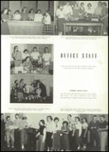 1954 East High School Yearbook Page 66 & 67