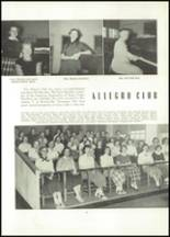 1954 East High School Yearbook Page 74 & 75