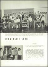1954 East High School Yearbook Page 78 & 79