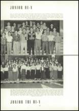 1954 East High School Yearbook Page 82 & 83
