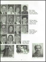 1996 Bendle High School Yearbook Page 10 & 11