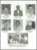 1996 Bendle High School Yearbook Page 14 & 15