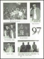 1996 Bendle High School Yearbook Page 28 & 29