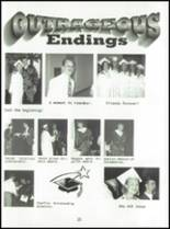 1996 Bendle High School Yearbook Page 32 & 33