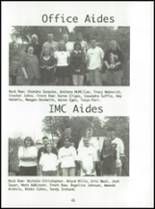 1996 Bendle High School Yearbook Page 56 & 57