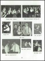 1996 Bendle High School Yearbook Page 70 & 71