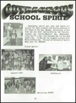 1996 Bendle High School Yearbook Page 72 & 73