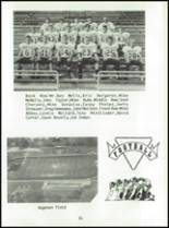 1996 Bendle High School Yearbook Page 92 & 93