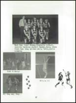 1996 Bendle High School Yearbook Page 98 & 99