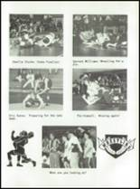 1996 Bendle High School Yearbook Page 104 & 105