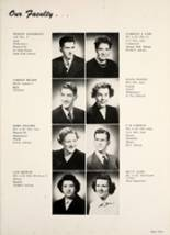 1950 Hamilton Township High School Yearbook Page 12 & 13