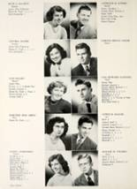 1950 Hamilton Township High School Yearbook Page 20 & 21