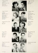 1950 Hamilton Township High School Yearbook Page 22 & 23