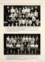 1950 Hamilton Township High School Yearbook Page 24 & 25