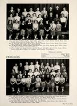 1950 Hamilton Township High School Yearbook Page 26 & 27