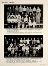 1950 Hamilton Township High School Yearbook Page 28 & 29