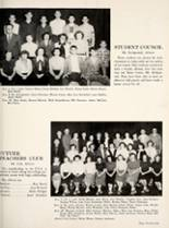 1950 Hamilton Township High School Yearbook Page 32 & 33