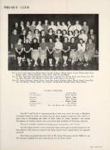 1950 Hamilton Township High School Yearbook Page 34 & 35