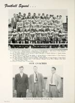 1950 Hamilton Township High School Yearbook Page 44 & 45