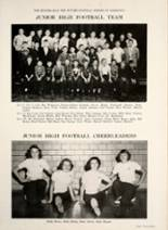 1950 Hamilton Township High School Yearbook Page 46 & 47