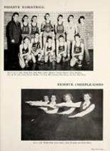 1950 Hamilton Township High School Yearbook Page 52 & 53
