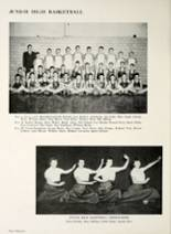 1950 Hamilton Township High School Yearbook Page 56 & 57