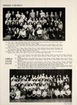 1950 Hamilton Township High School Yearbook Page 58 & 59
