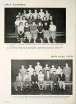 1950 Hamilton Township High School Yearbook Page 60 & 61