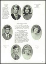 1971 Twin Valley South High School Yearbook Page 20 & 21