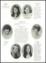 1971 Twin Valley South High School Yearbook Page 22 & 23