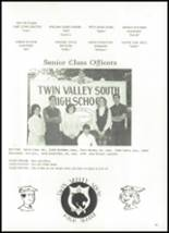 1971 Twin Valley South High School Yearbook Page 24 & 25