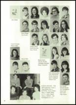 1971 Twin Valley South High School Yearbook Page 38 & 39
