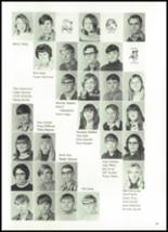 1971 Twin Valley South High School Yearbook Page 50 & 51
