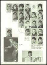 1971 Twin Valley South High School Yearbook Page 54 & 55